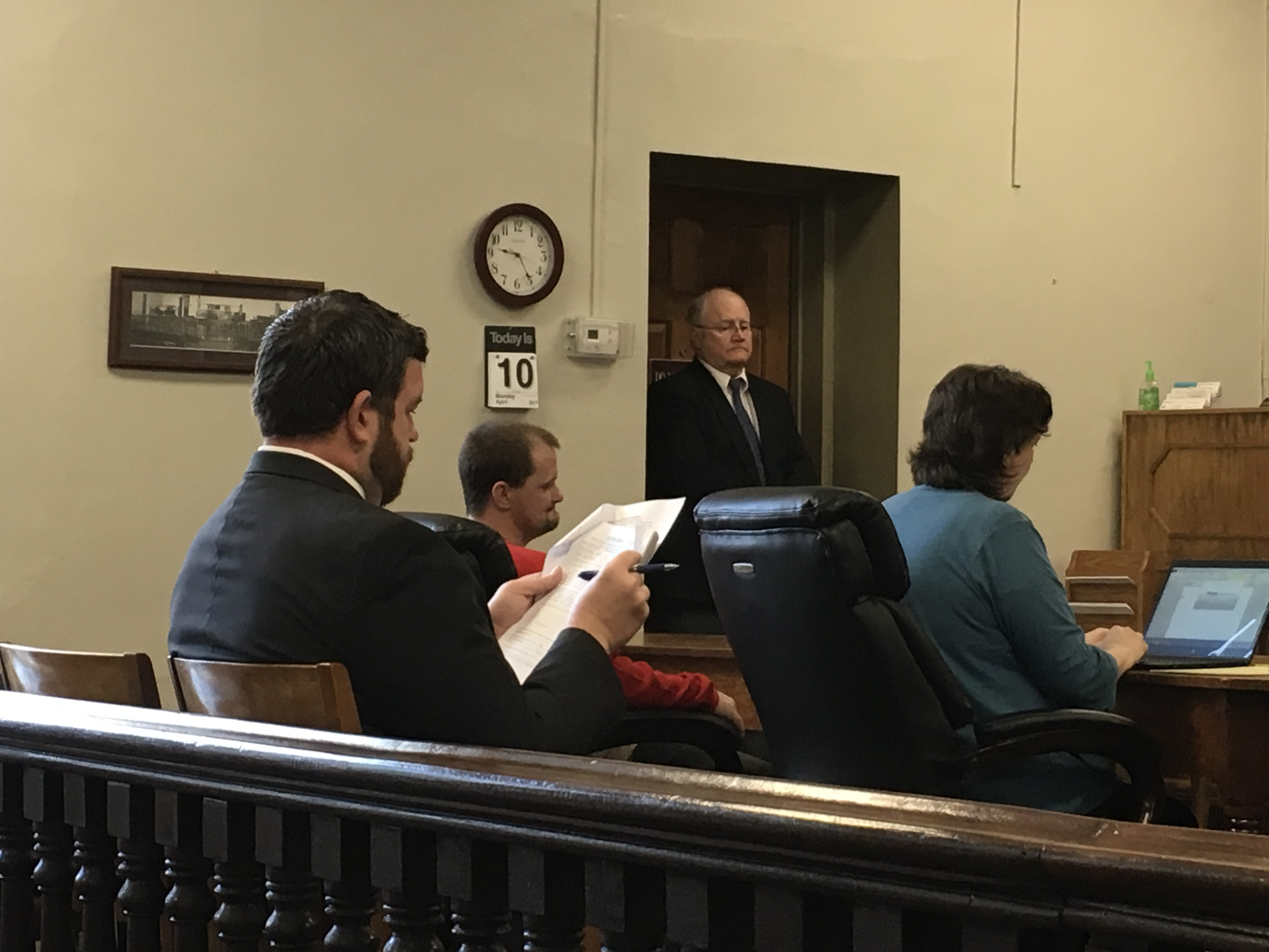 Day Convicted On Two Counts Of Arson In Middleport Fire Case Meigs