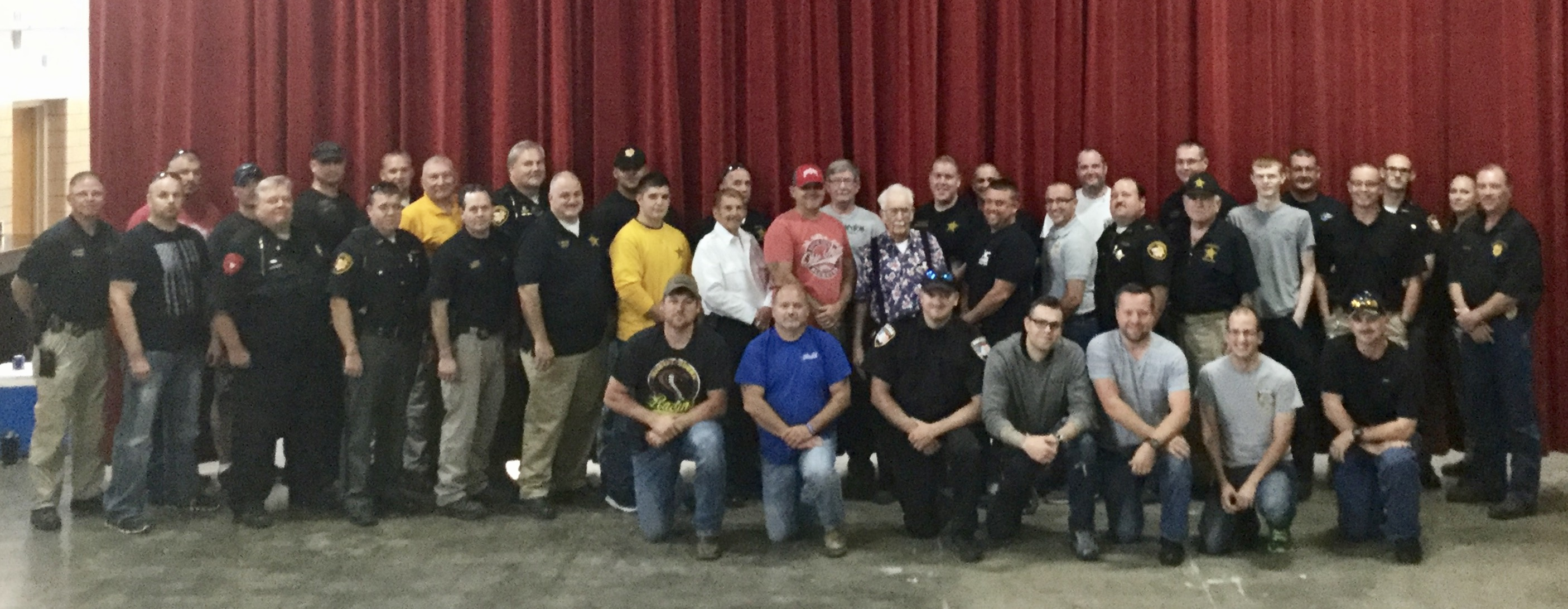 Law Enforcement Training Held In Middleport Meigs Independent Press