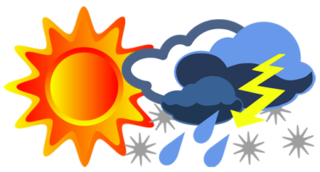 Weather forecast for the week of March 25, 2019 | Meigs ...
