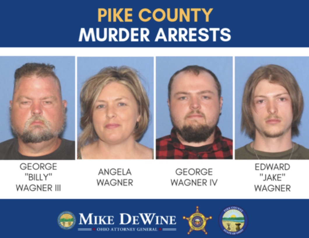 Family Of Four Charged In Pike County Murders