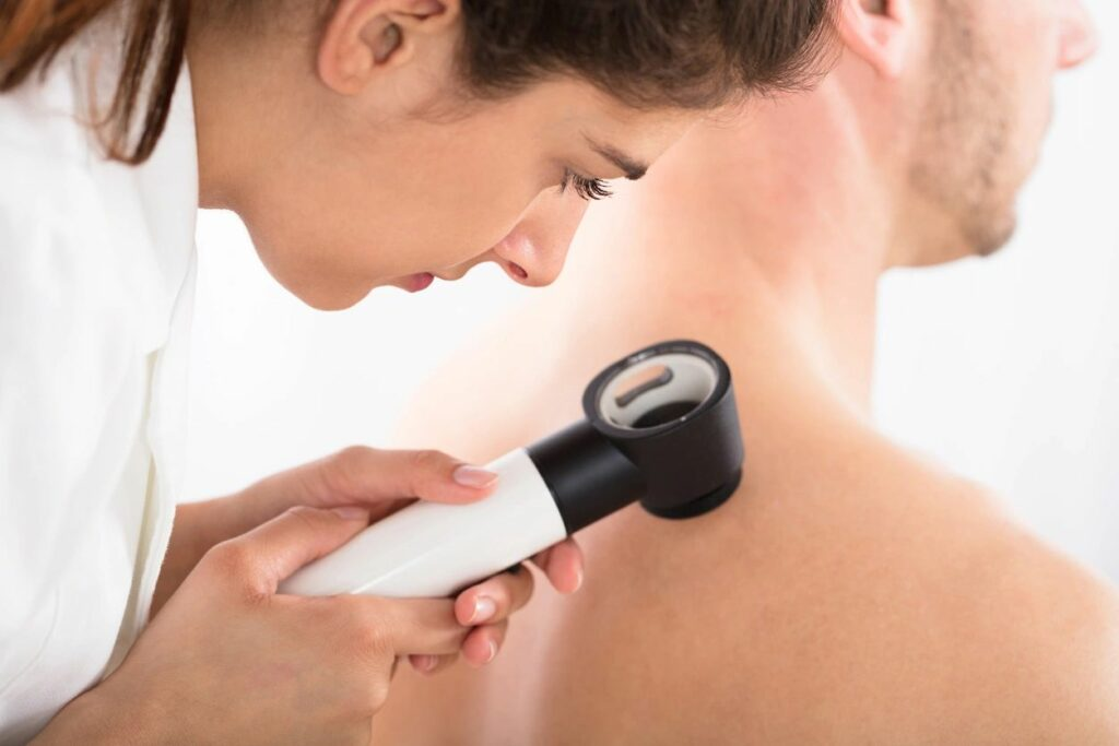 Skin screening