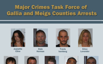 Arrests | Meigs Independent Press