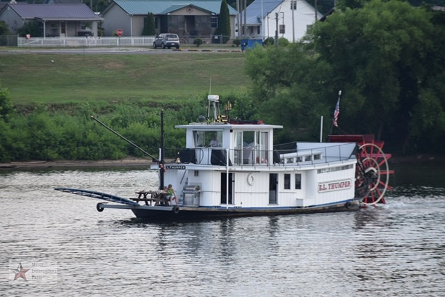 Pomeroy Sternwheel River