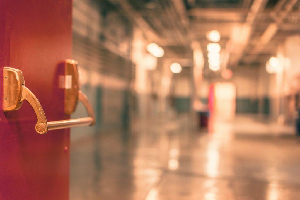 Hallway school generic