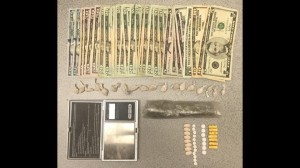 Drugs and money were recovered following Bryant's arrest according to the Middleport Police Department.