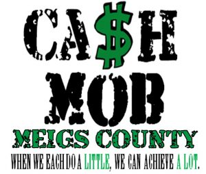 cash mob meigs chamber