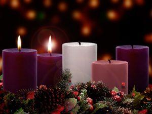 Advent week 2 peace