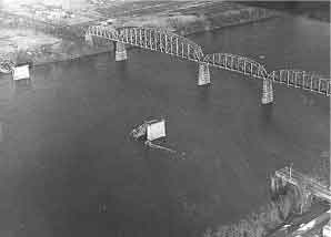 The Silver Bridge collapse spurned a nation wide survey of the safety of bridges. File photo.
